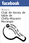 Facebook : Club de tennis de table de Chilly-Morangis